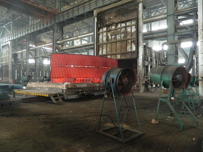 10 02四分之一齿轮正火风冷 - 沈阳铸锻工业有限热